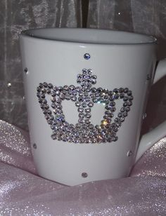 This cup is AWESOME! My coffee would taste amazing each morning...  maybe Olivia can make it for me???