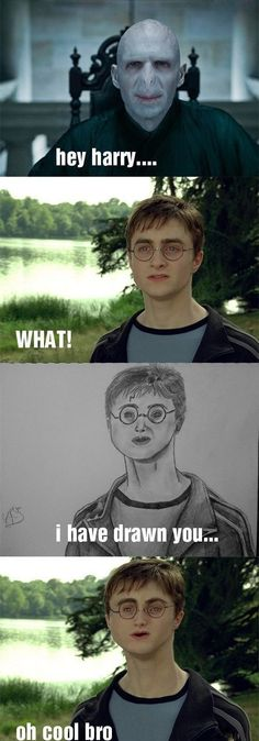 Harry potter memes hilarious, Harry potter drawings, Harry potter Harry potter art, Harry potter funny pictures, Harry potter puns - I have drawn you - Harry Potter Voldemort, Memes Do Harry Potter, Images Harry Potter, Harry Potter Funny Pictures, Arte Do Harry Potter, Harry Potter Fandom, Harry Potter Drawings Easy, Harry Potter Comics, Harry Potter Tattoos