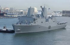 The San Antonio Class is the latest class of amphibious force ship for the United States Navy. - Image - Naval Technology