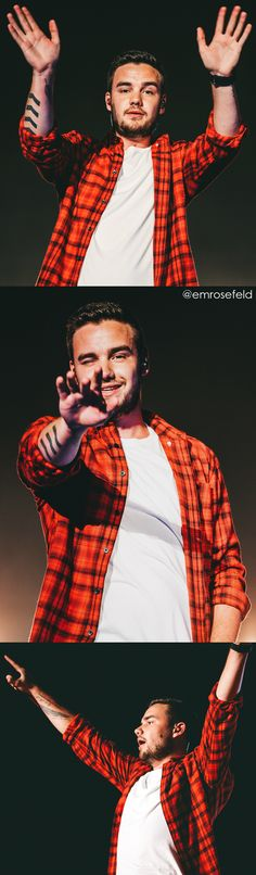 Liam Payne + OTRA 2.11.15 (****follow my OTRA tour board for more HQ pictures like this + gifs and videos**** @emrosefeld)
