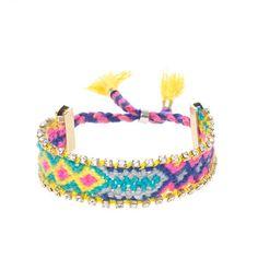 Girls' sparkle friendship bracelet - jewelry - Girls' jewelry & accessories - J.Crew