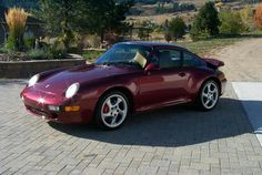 1996 Porsche 911 (993) Twin Turbo