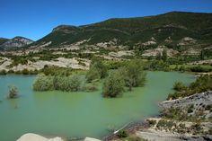 Embalse de Arguis (Arguis) Huesca