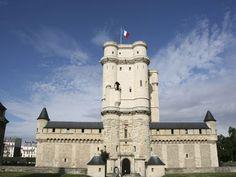 Château proche de Paris: Vincennes