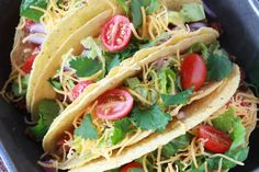 Tacos aren't hard to make, but how much of each ingredient makes a flavor-balanced version when cooking for two people? Use this recipe for two from Gluten-Free Cooking for Two by Carol Fenster.