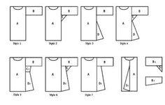 Como hacer una túnica medieval básica, ... y con añadidos