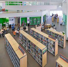Highlands Branch Library by Schmidt Hammer Lassen