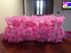 Goody bags, Birthday party favours