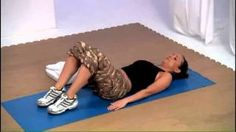 Diastasis Recti Exercises 5 min Core Workout : DVD, via YouTube.