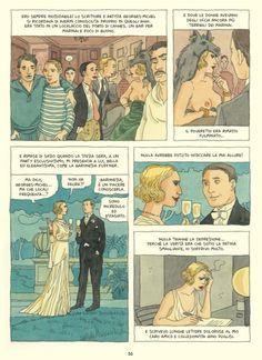 Risultati immagini per tamare de lempicka fumetto