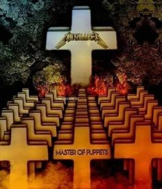 Metallica Album Covers, Metallica Albums, Metal Songs, Dave Mustaine, Picture Albums, Poster Pictures, Thrash Metal, Music Mix, Hard Rock