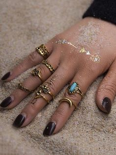 18mm Cutout Wholesale Women Jewelry Finger Ring Accessories Lace Ring Fashion