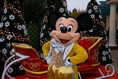 Mickey, Christmas