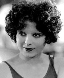 """CLARA Gordon BOW (July 29, 1905 – September 27, 1965) was an American actress who rose to stardom in the silent film era of the 1920s. It was her appearance as a spunky shopgirl in the film It that brought her global fame and the nickname """"The It Girl""""."""
