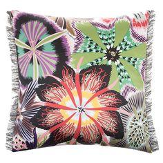 Discover the Missoni Home Passiflora Pillow - T59 - 40x40cm at Amara