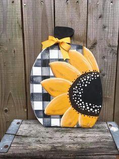 Scrap Wood Crafts, Fall Wood Crafts, Pumpkin Crafts, Diy Crafts, Fall Halloween, Halloween Crafts, Holiday Crafts, Fall Paintings, Diy Cardboard