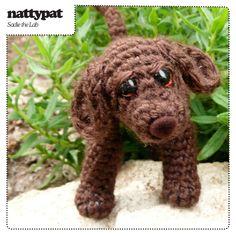 crochet labrador - Google Search