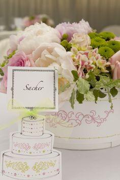 Segnatavolo #matrimonio