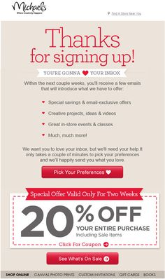 Best Welcome Emails Images On Pinterest Welcome Emails Email - Special offer email template