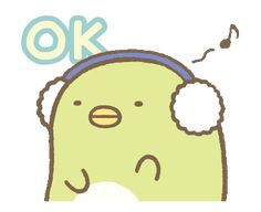 Sumiko Gurashi, Cartoon Stickers, Line Sticker, Pusheen, Cute Gif, Gifs, Cute Illustration, Penguins, Cute Animals