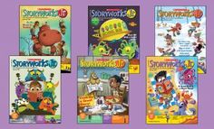 Storyworks Ideabook