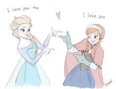 FROZEN Elsa ANNA dub remix song lyrics by on https https https ❤❤❤❤❤❤ Frozen Love, Frozen Fan Art, Frozen Elsa And Anna, Elsa Anna, Frozen Disney, Disney Memes, Disney Cartoons, Disney Fan Art, Disney Love