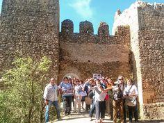 Hemos asaltado el Castillo. Primera foto de familia.
