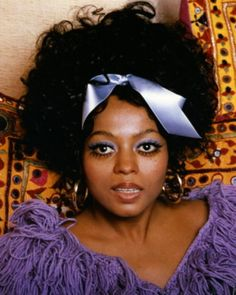 See Diana Ross pictures, photo shoots, and listen online to the latest music. Vintage Black Glamour, Vintage Beauty, Vintage Style, Diana Ross Style, Afro, Disco Makeup, Lady Sings The Blues, Black Girl Aesthetic, Wonder Woman