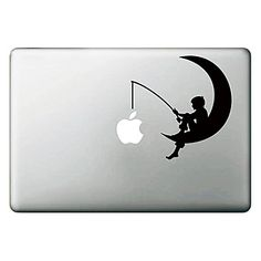 "The Moon Pattern Apple Mac Decal Skin Sticker Cover for 11"" 13"" 15"" MacBook Air Pro – EUR € 4.59"