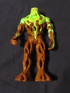 1990 Swamp Thing action figure! Got this in an awesome bag of 5 other 80's/90's action figures, for 2.99!