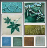 Handmade Decorative Tiles Entrancing Makers Of Decorative And Handmade Tiles Weaver Tile Horton M Inspiration Design