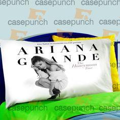 Mz2-ariana Grande The Honeymoon Tour Pillow Case For Bed Bedding