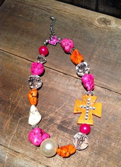 Amy Cate Designs - Tequila Sunrise, $24.00 (http://amycatedesigns.mybigcommerce.com/tequila-sunrise/)