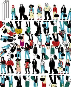 Going through airport security, which has never been pleasant, is becoming a hellish experience. Read this Editorial to find out how the TSA and Congress can do a lot more to make screening more efficient and a better experience for travelers. (Illustration: Cristina Spanò)