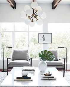 Here are some doable living room decor and interior design tips that will make your home cozy and comfortable for family and friends. Home Living Room, Living Room Designs, Living Spaces, Modern Living Room Decor, Living Room Lighting, Modern Room, Apartment Living, Small Living, Modern Decor