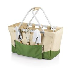 Picnic Time 740931900000 Garden Metro Basket with Tools -- Check out this great product.