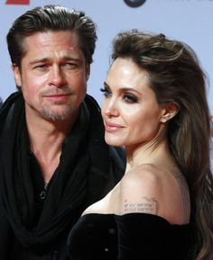 Hollywood Couple News: Will Brad Pitt And Angelina Jolie Tie The Knot This Weekend? [PHOTOS] - Entertainment & Stars