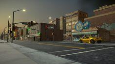 CCity Building Set 1 by Neberkenezer