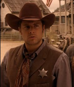 """""""I prefer if you'd refer to me as Sheriff Spencer. Or Hickory Pot. Or Dry Go Slim. Anyone of those will do me just fine."""" -Shawn Spencer"""