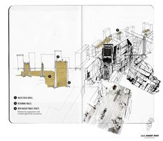 """Underground New York Speculation: """"Lower East Side Quarry"""" by Rebecca Fode (2012) – SOCKS"""