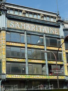 La Samaritaine, Paris, août 2015. Ce qu'ils font disparaître. (Catherine Grenier)