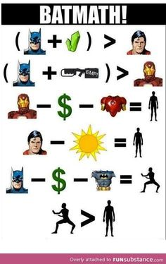 Bruce Wayne for the win! Take that Tony Stark and Clark Kent!.... Yup there's doubt I'm a nerd ;)