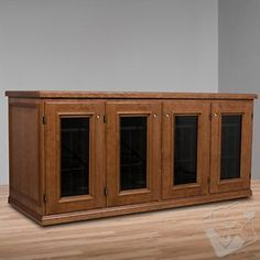 Vinotheque Franciscan Credenza with N'FINITY Cooling Unit at Wine Enthusiast - $7995.00