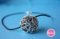 Collar artesanal handmade