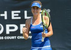 Bencic, Giorgi Both Save Match Points in Rousing Comeback Wins
