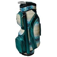 Model] Gloveit [Glove It Women& Golf Cart Bag Instant Delivery Golf Bags For Sale, Ladies Golf Bags, Cheap Bags, Taylormade, Golf Carts, Bag Sale, Aqua, Gloves, Rain