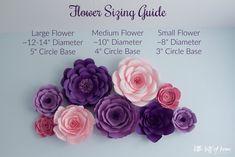 Paper Flower Art, Large Paper Flowers, Tissue Paper Flowers, Paper Flower Tutorial, Paper Roses, Diy Flowers, Paper Flowers Wall Decor, Paper Butterflies, Flower Diy