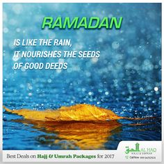 May ALLAH (S.W.T) guide us to do more good deeds in this holy month of #Ramadan:  #Islam #Dua #Muslims #Prayer #Fasting #AlHaqTravel #UK #Ramadan2017