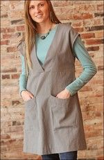 Over The Top Tunic sewing pattern from Indygo Junction