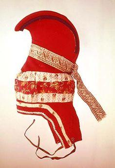 "Traditional Sami Women's Headdress ""sarvilakki"""